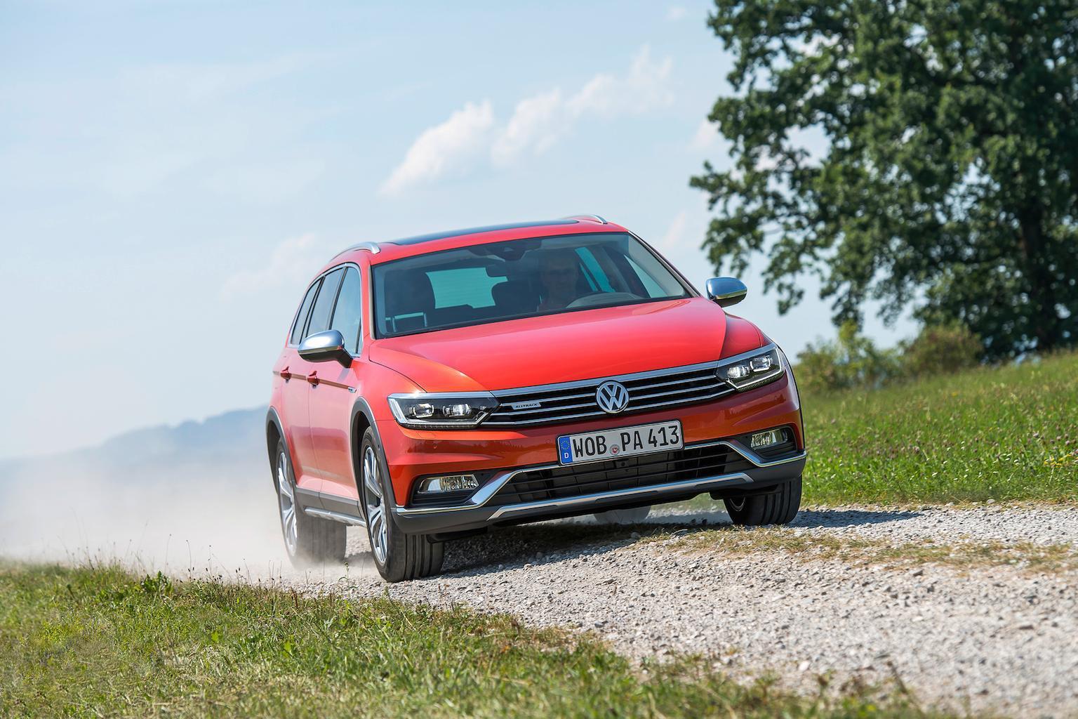 2015 VW Passat Alltrack 2.0 TDI 150 review