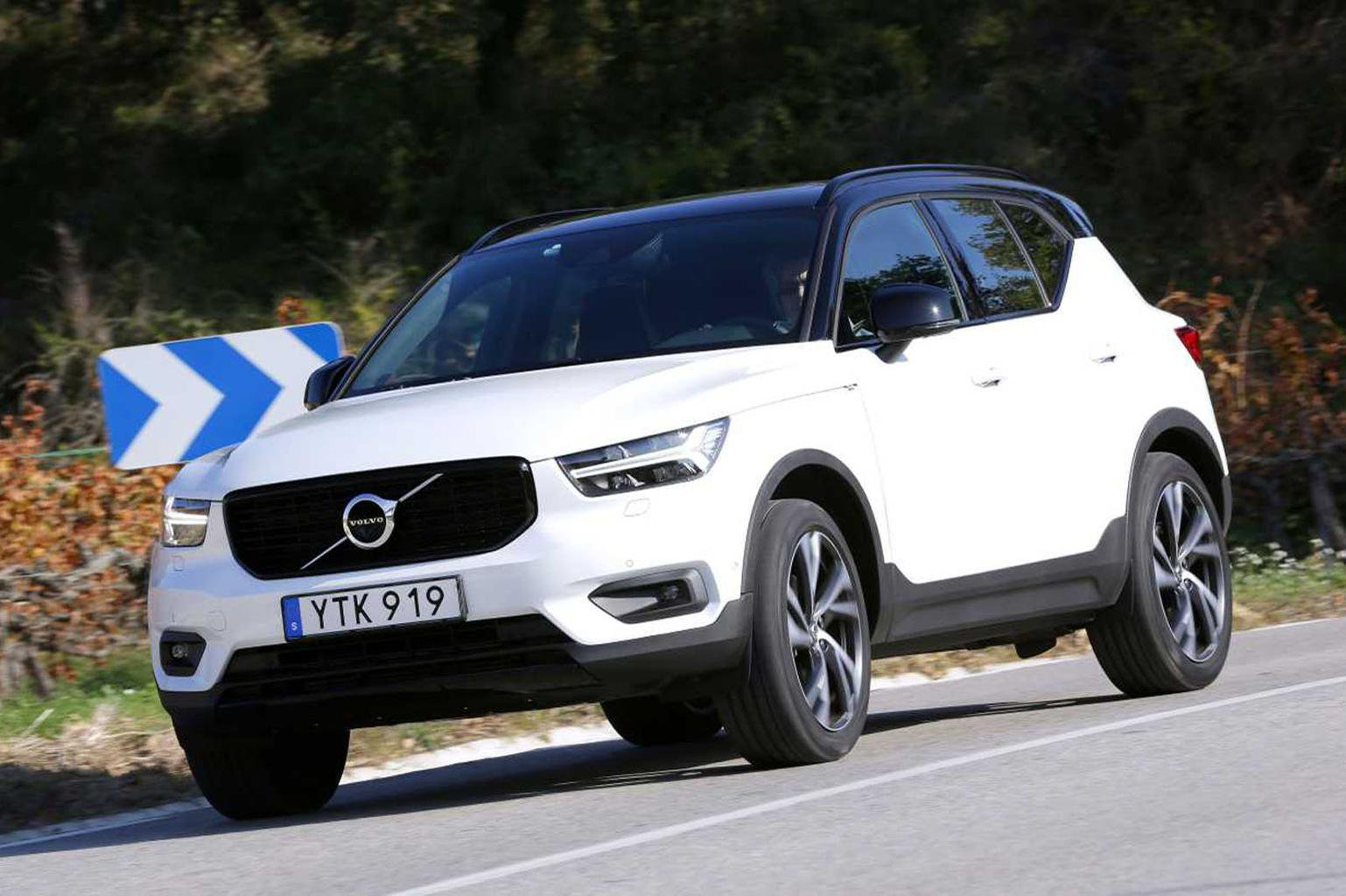 2018 Volvo XC40 – exclusive Reader Test Team preview