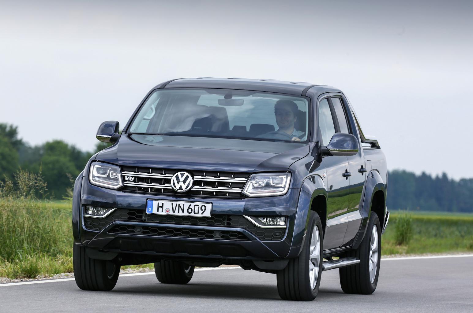 2016 Volkswagen Amarok 3.0 TDI 224 review