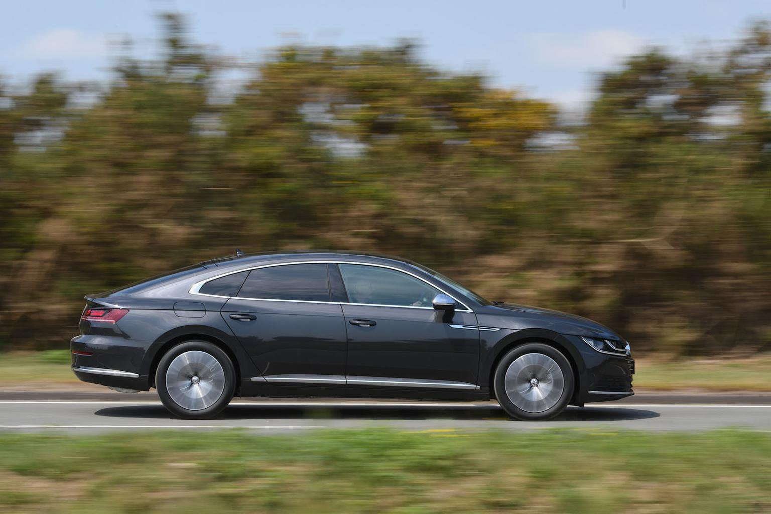 2018 Volkswagen Arteon 1.5 TSI Elegance review – verdict