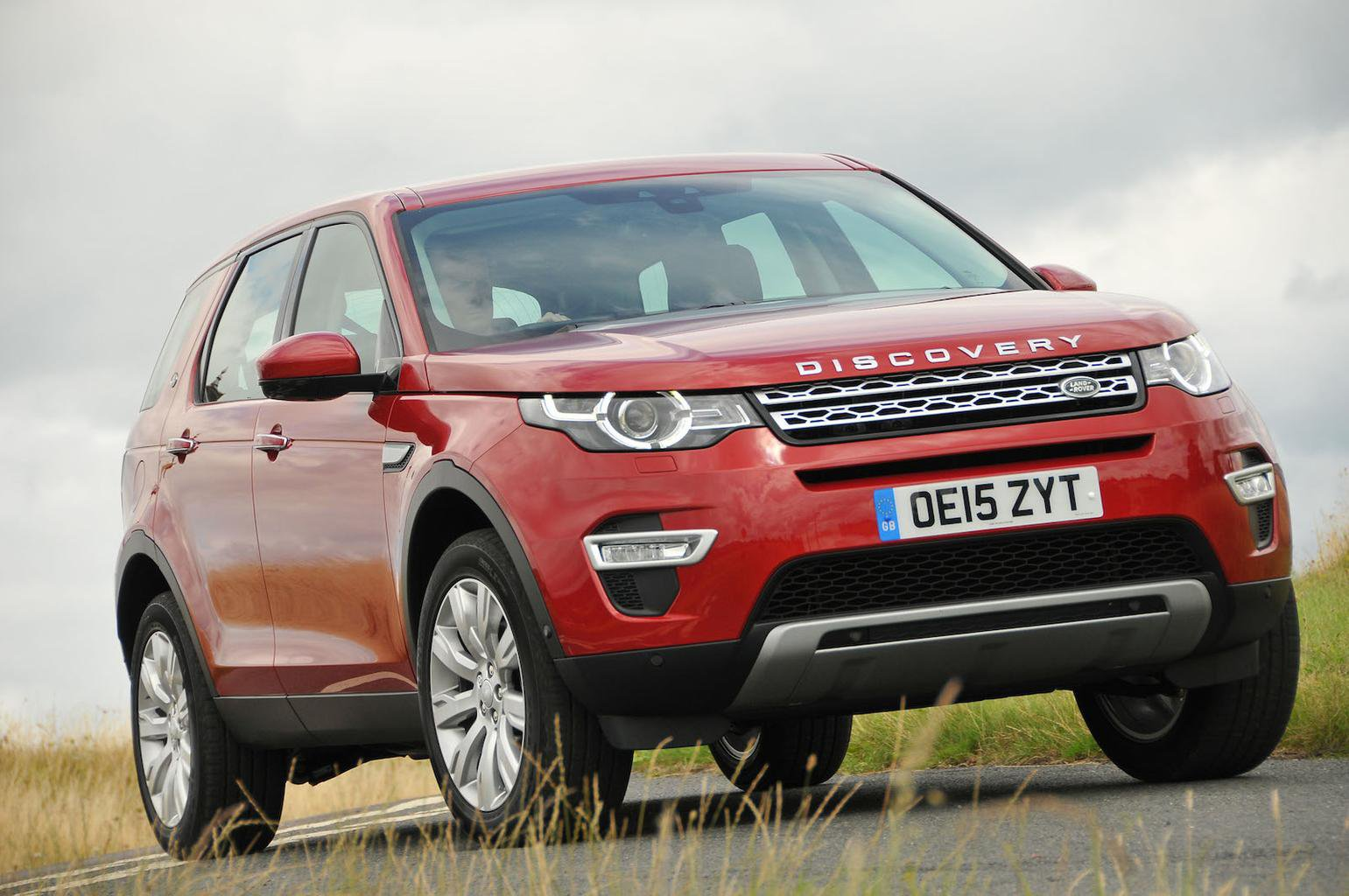 2016 Land Rover Discovery Sport Td4 180 Review