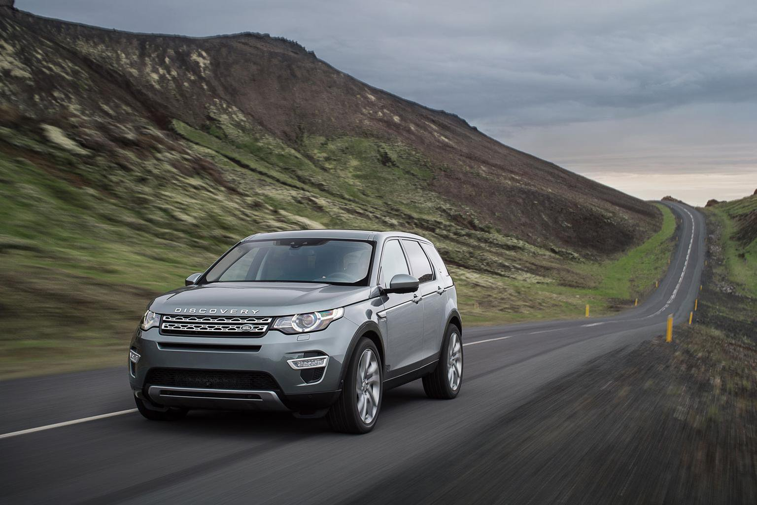 2015 Land Rover Discovery Sport - all you need to know