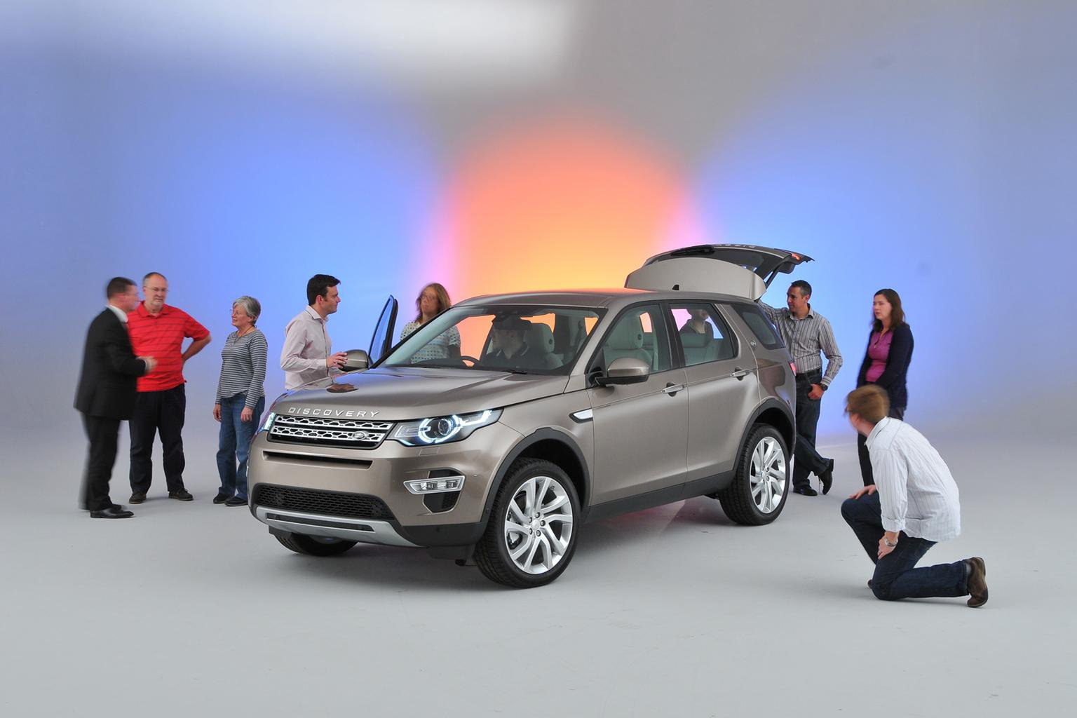 Readers preview the new Land Rover Discovery Sport