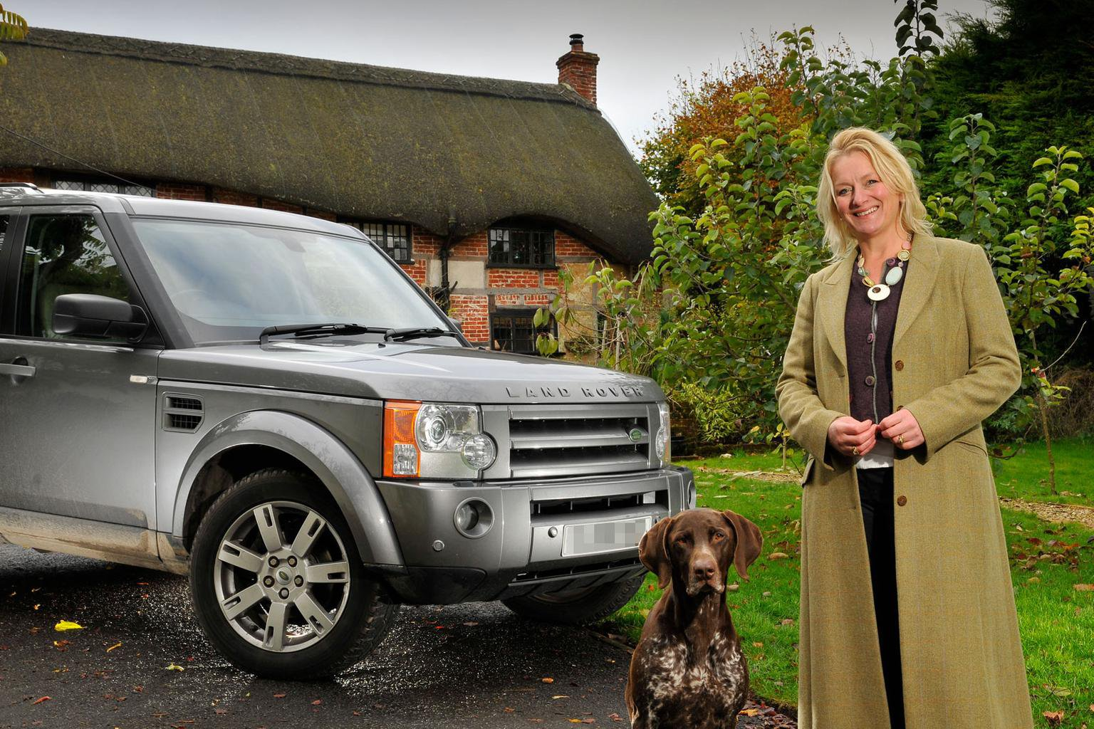 Land Rover Discovery finance problem