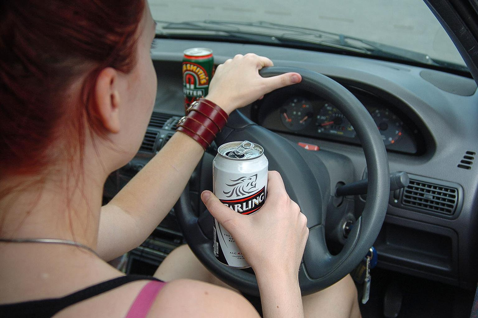 UK could cut drink-driving limit