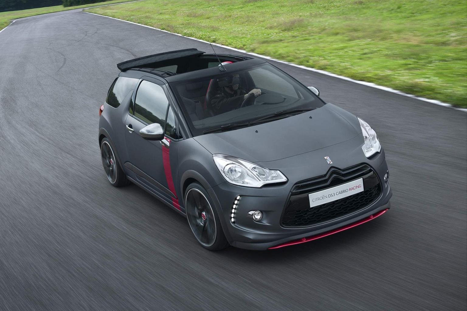 Citroen DS3 Cabrio Racing confirmed