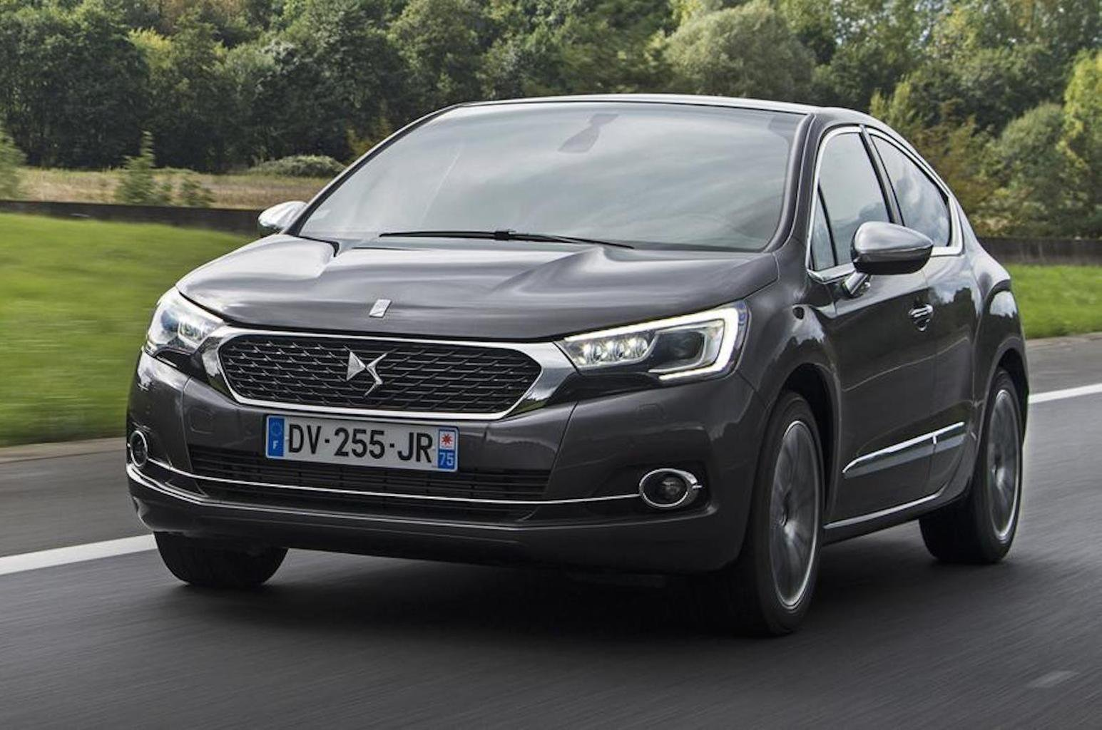 2015 DS4 210 THP review