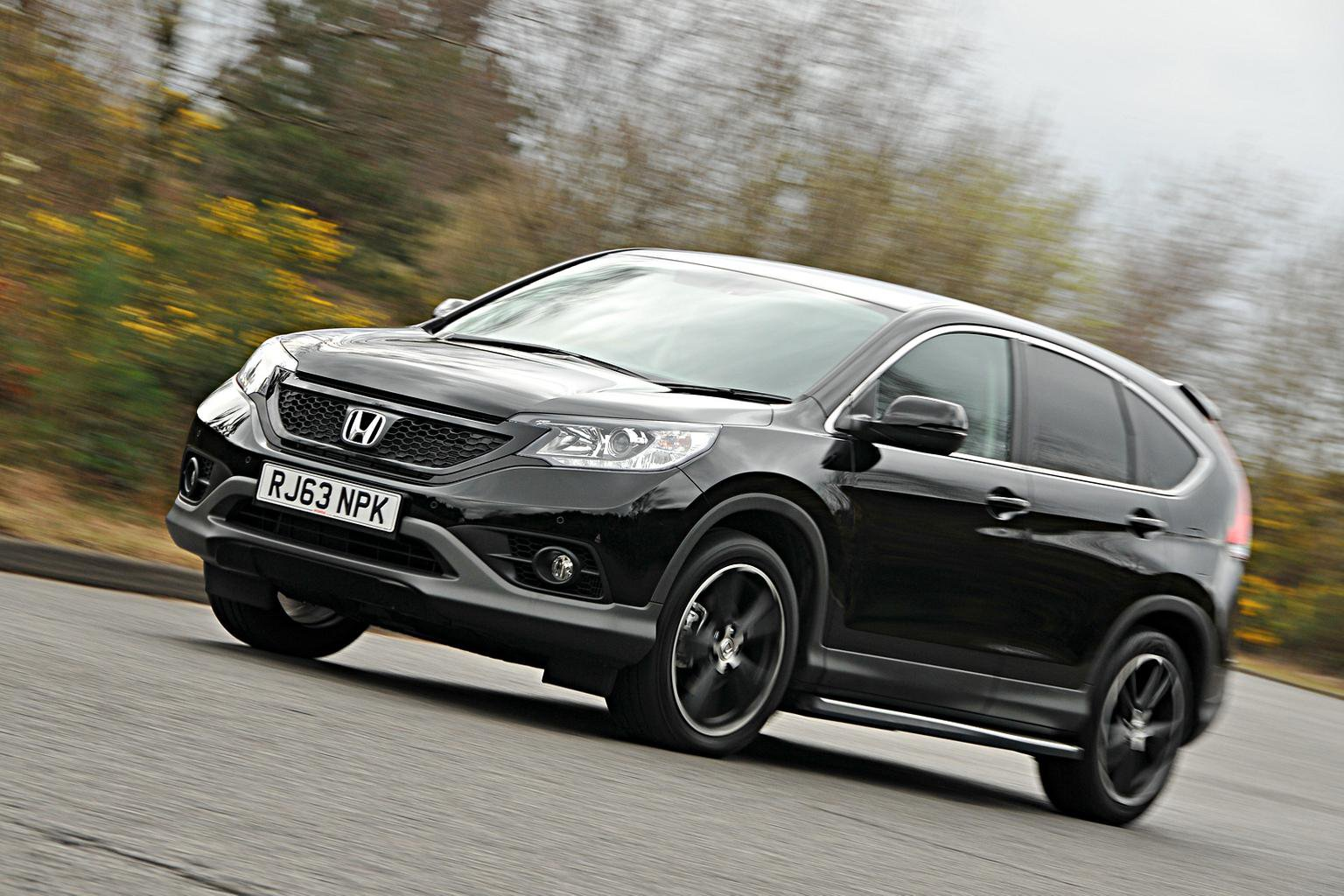 2014 Honda CR-V 2.2 i-DTEC Black review