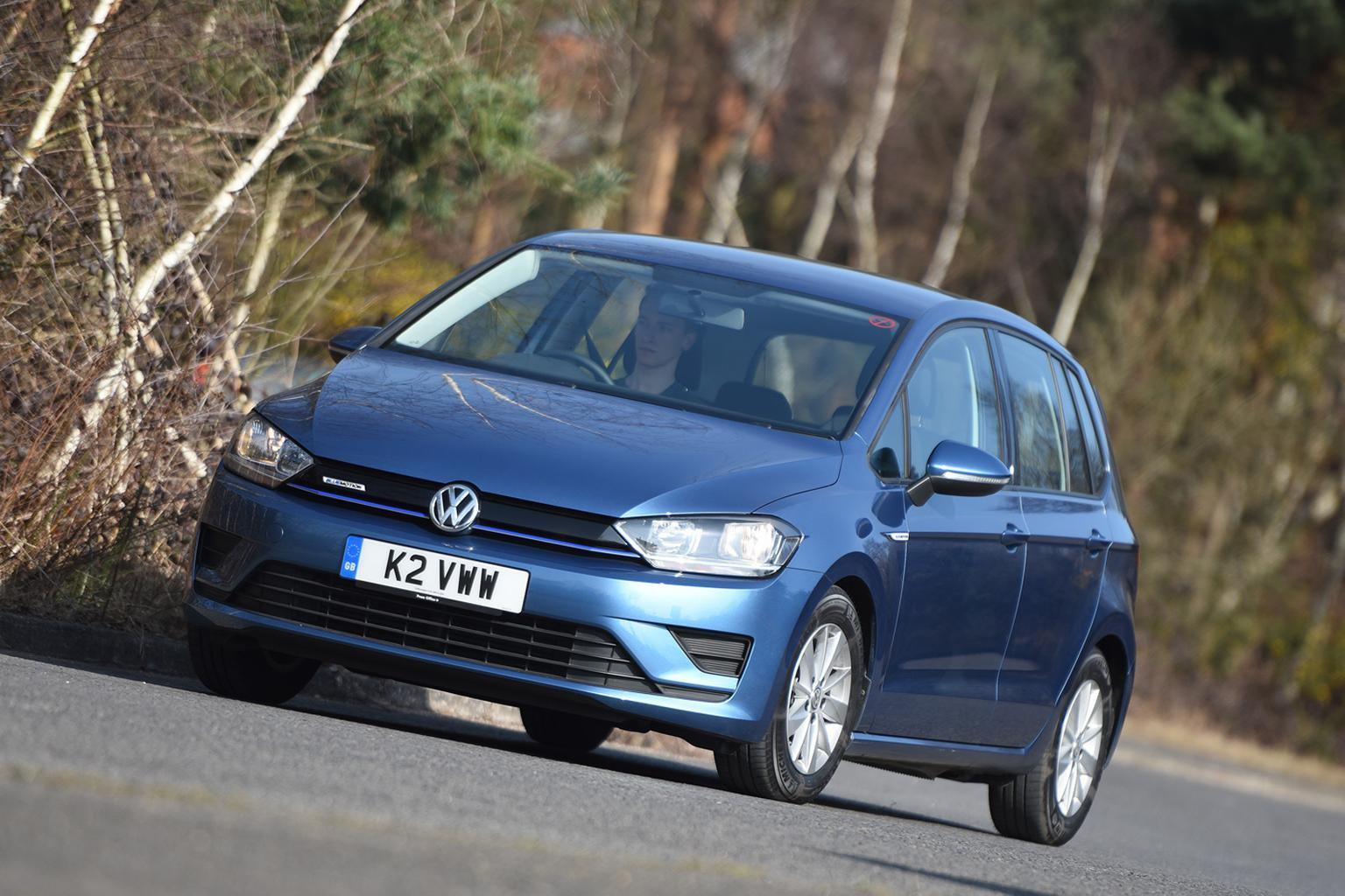 2015 Volkswagen Golf SV 1.6 TDI 110 Bluemotion review