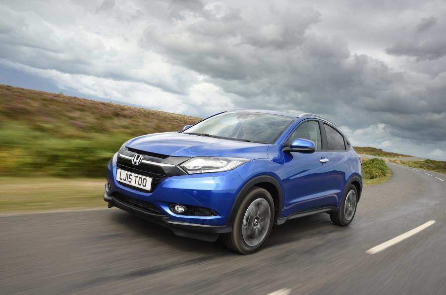 2015 Honda HR-V 1.6 i-DTEC review