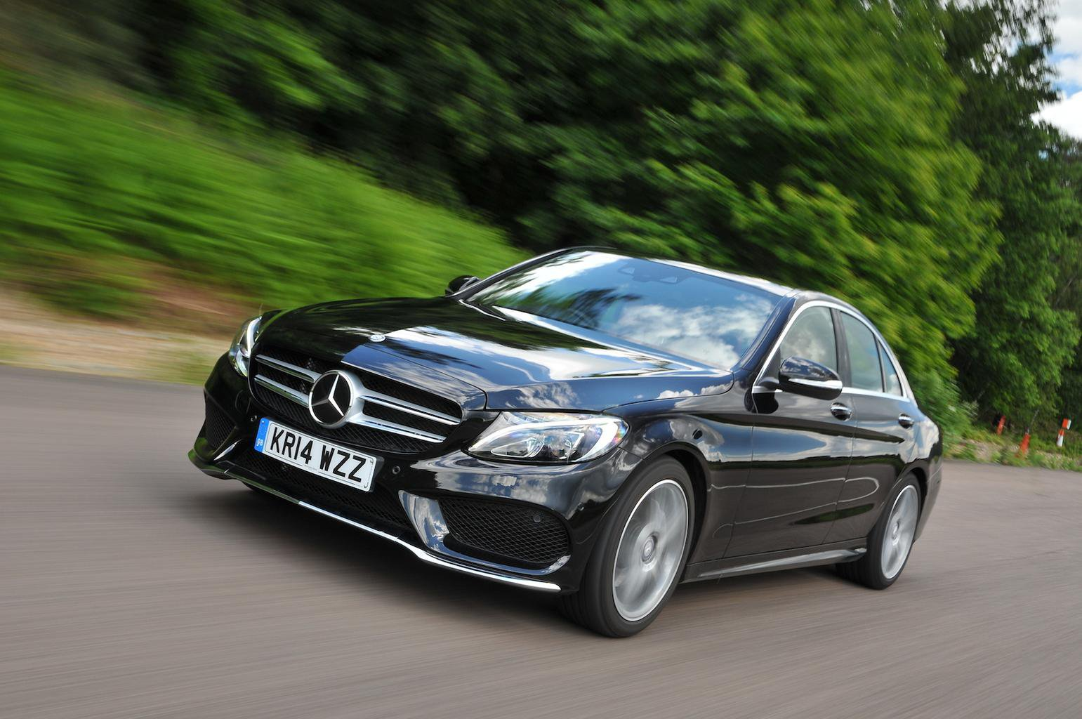 Deal of the Day: Mercedes-Benz C-Class