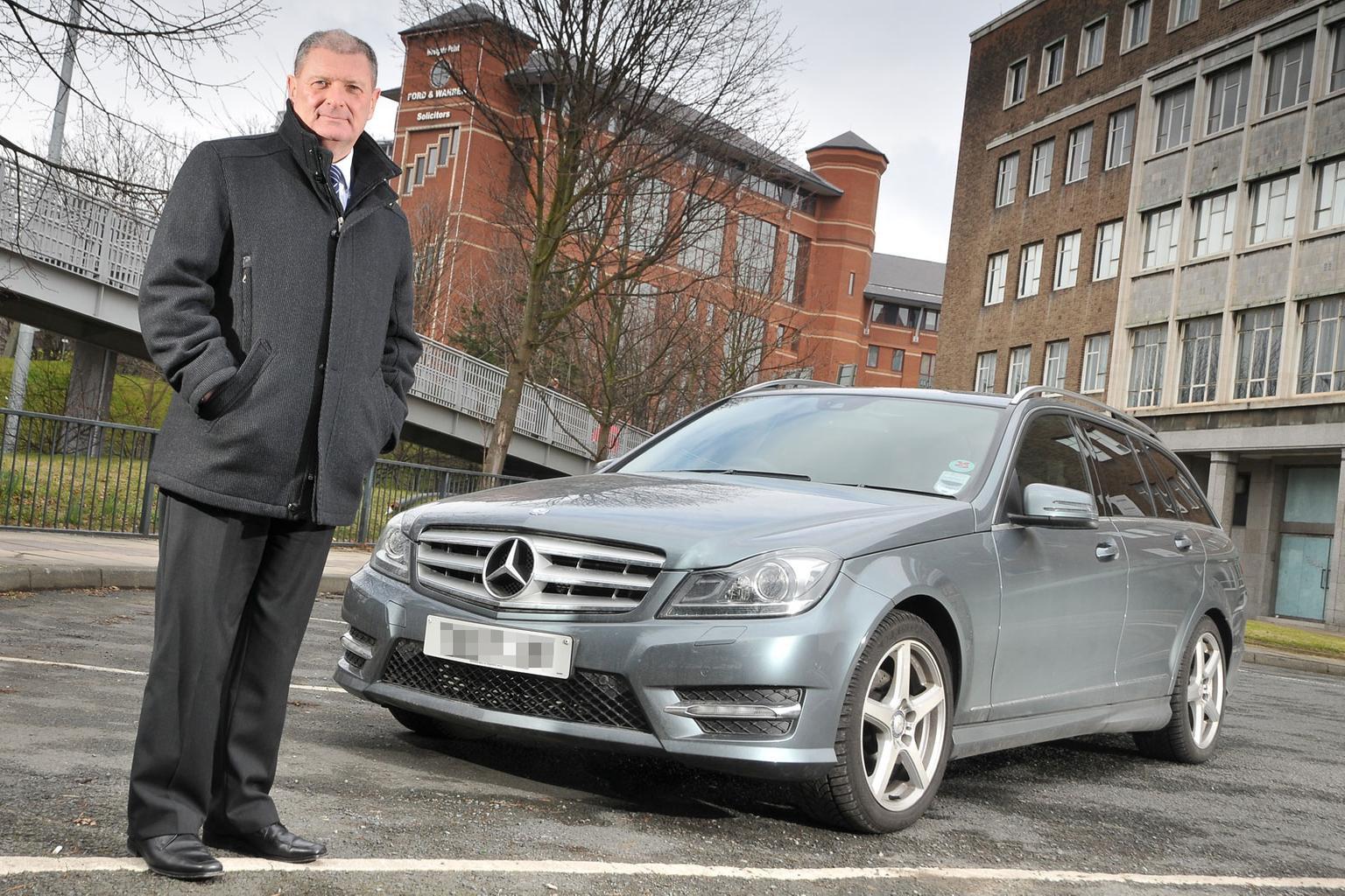 Mercedes-Benz C-Class Estate engine failure