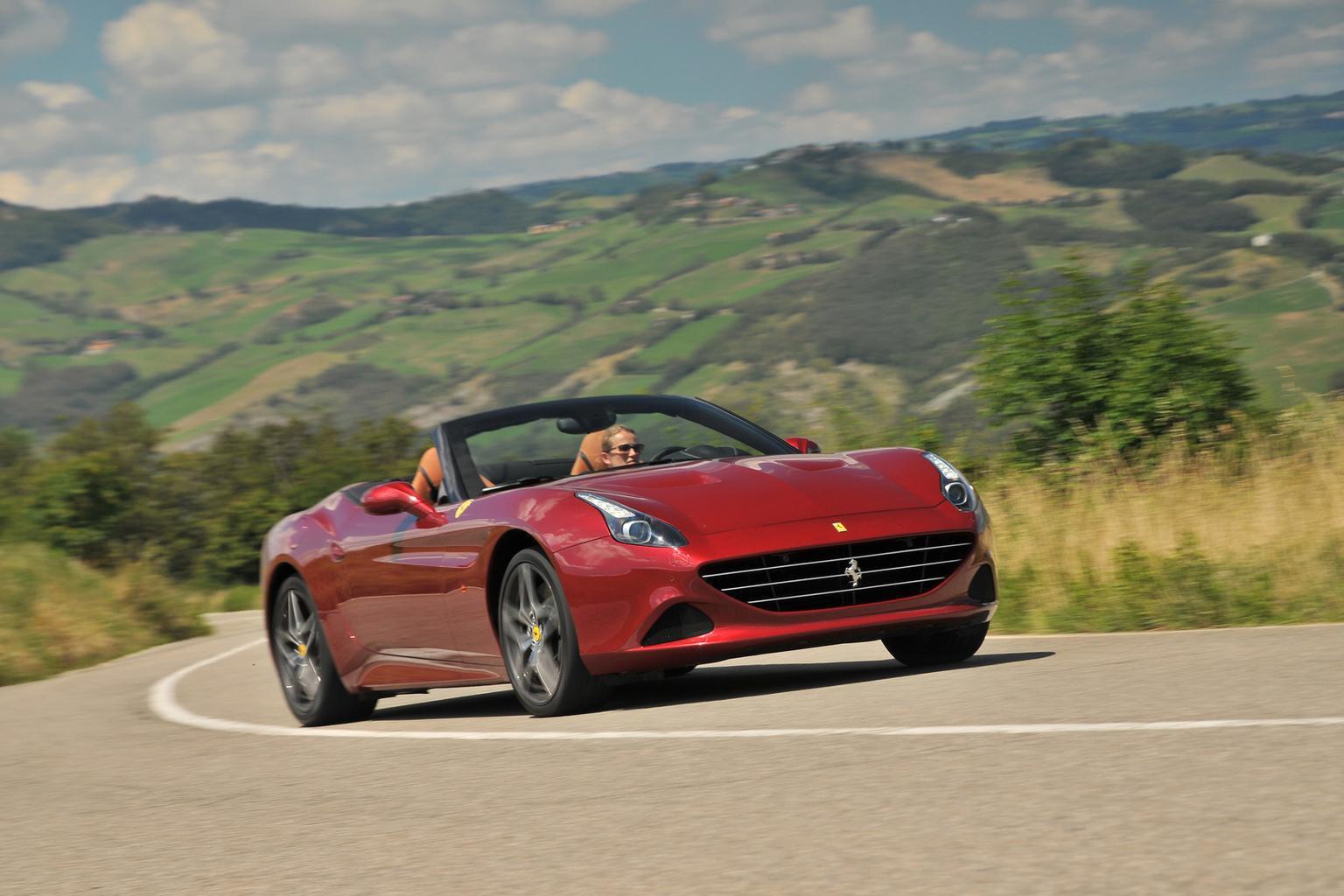 2014 Ferrari California T review