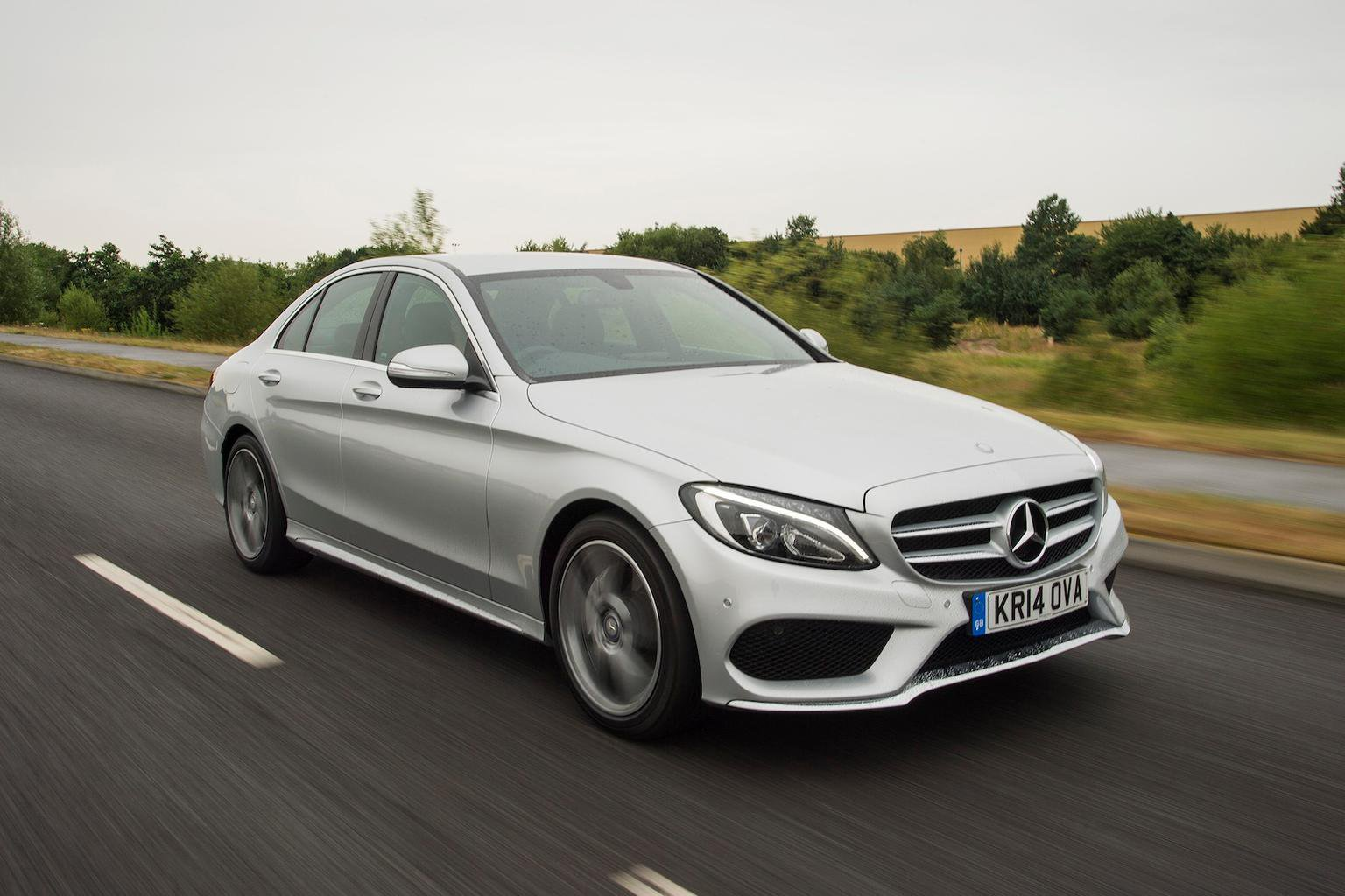 2014 Mercedes C200 Bluetec review