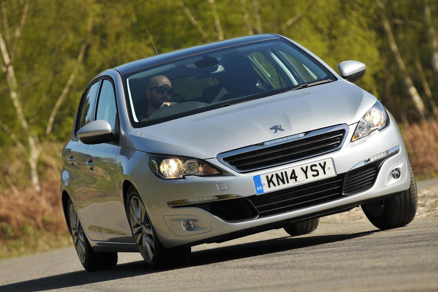 2014 Peugeot 308 1.2 e-THP review