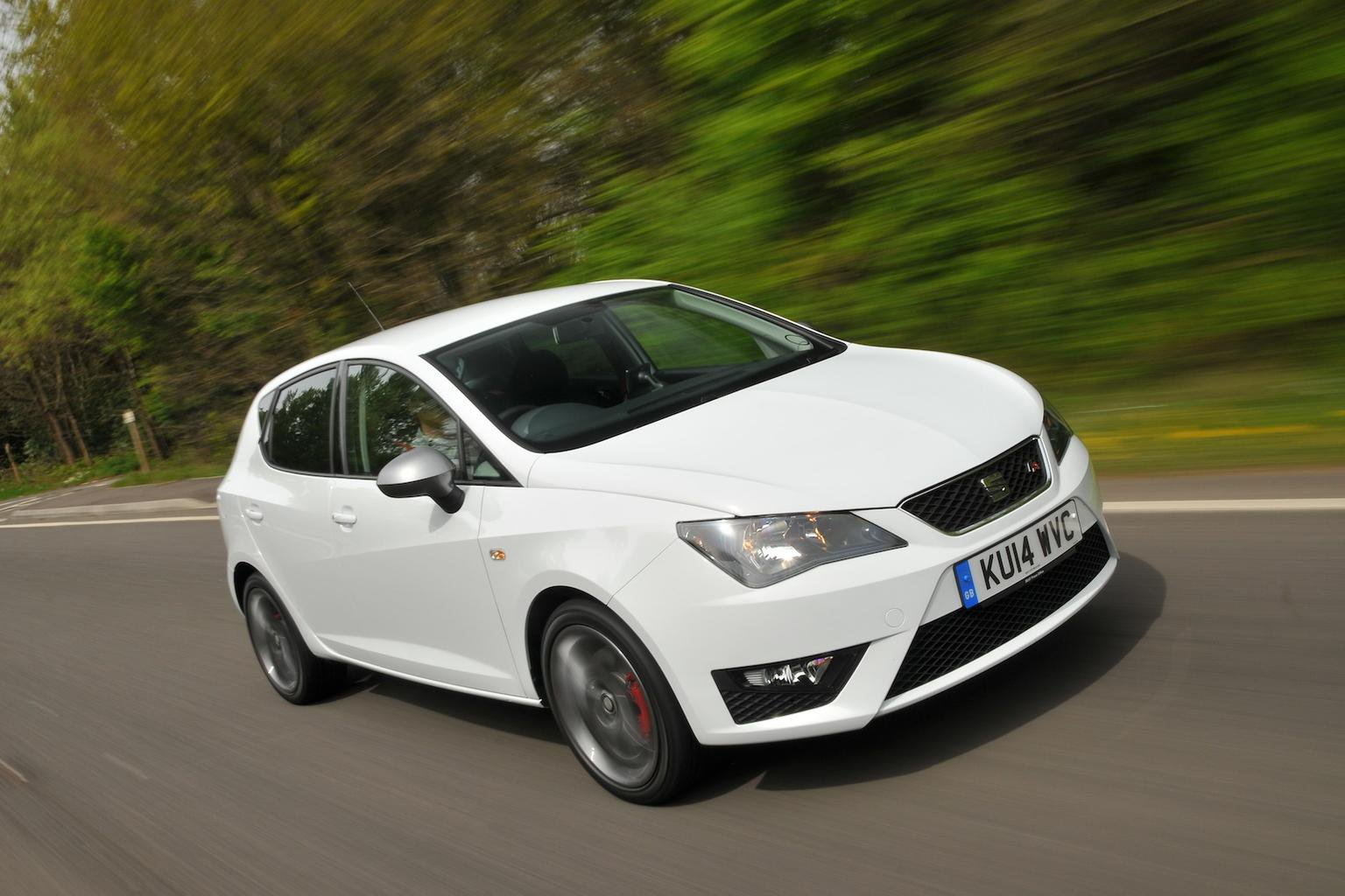 2014 Seat Ibiza FR Edition review