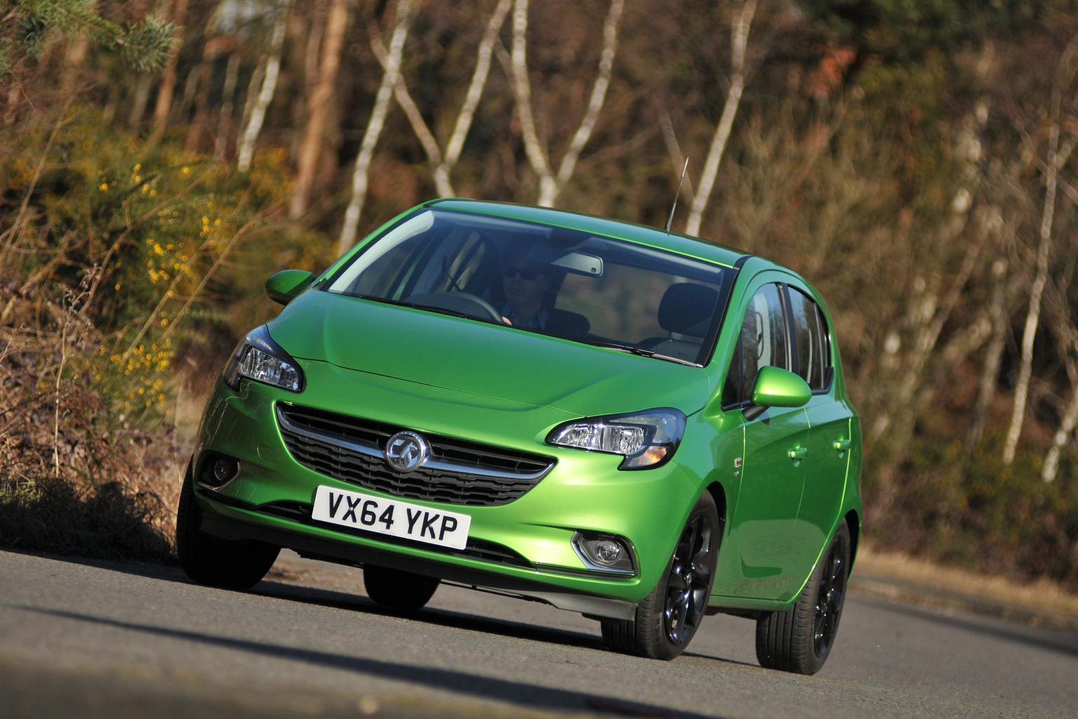 2017 Vauxhall Corsa 1 3 Cdti Sri Review