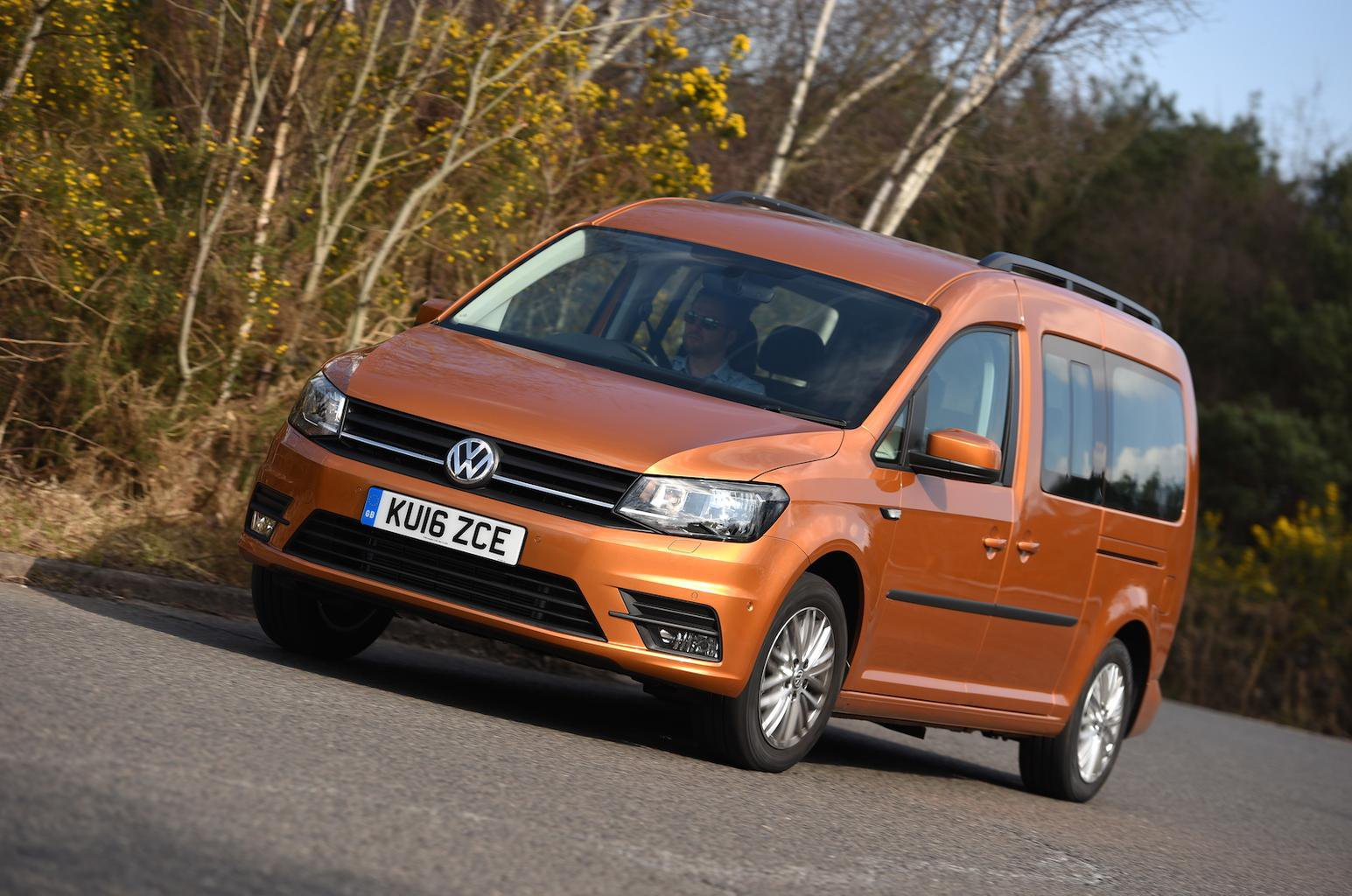 2016 Volkswagen Caddy Maxi Life 1.4 TSI review
