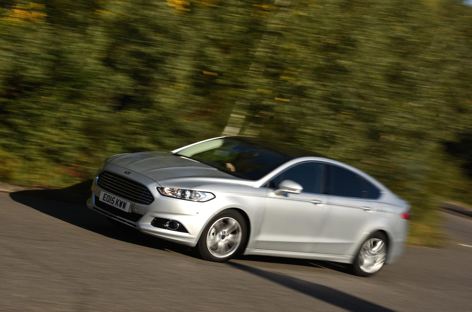 2015 Ford Mondeo 2.0 TDCi 150 AWD review