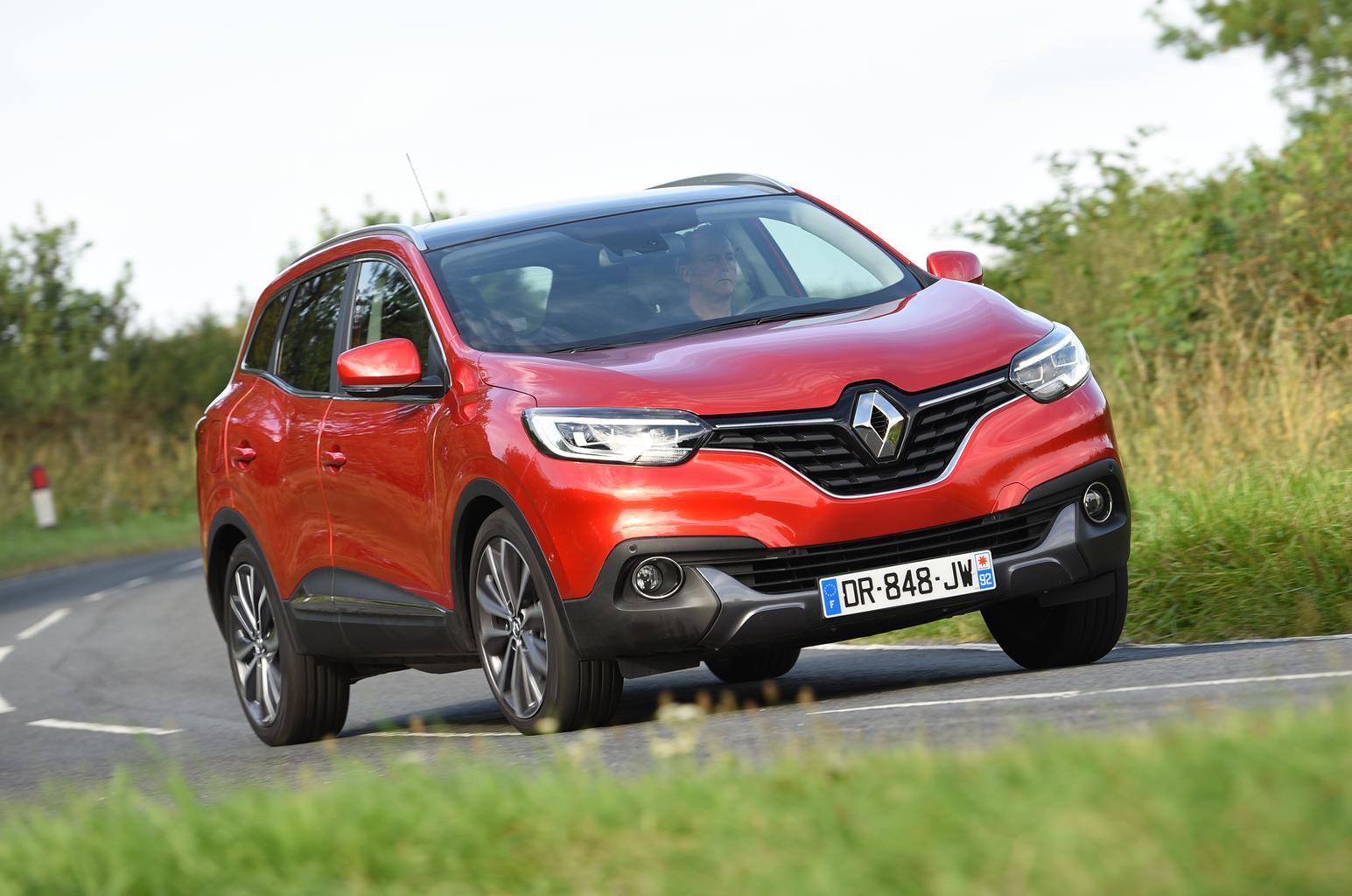 2015 Renault Kadjar UK review