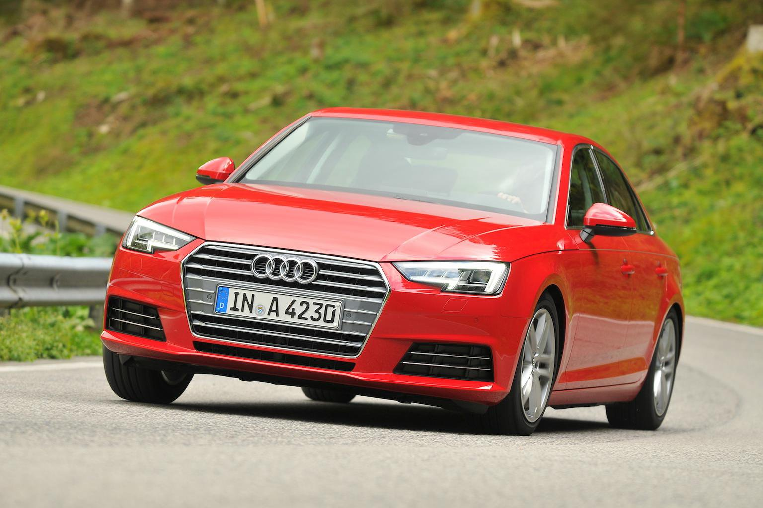 2015 Audi A4 2.0 TDI 190 Ultra review