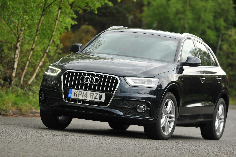 2014 Audi Q3 1.4 TFSI review | What Car?