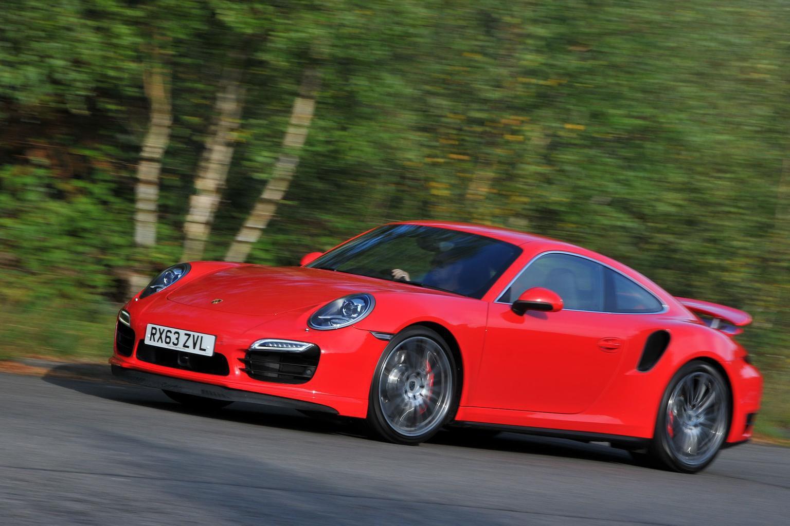 2013 Porsche 911 Turbo review