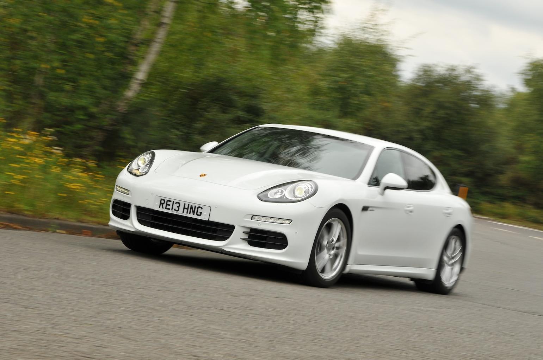 2013 Porsche Panamera Diesel review