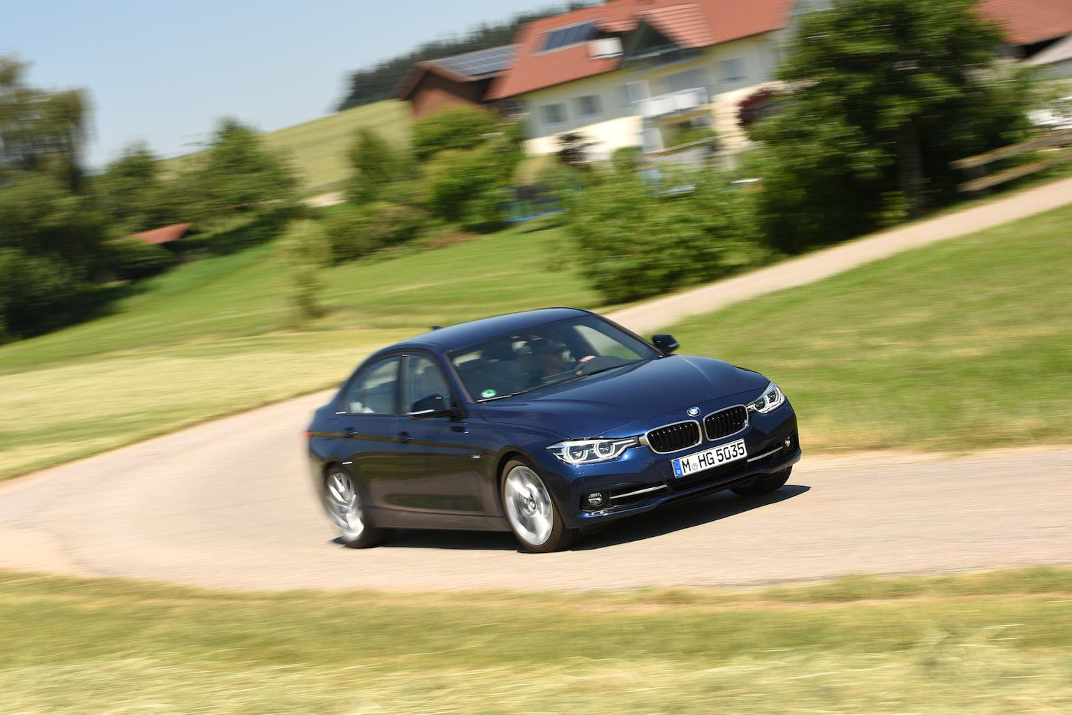 2015 BMW 340i review