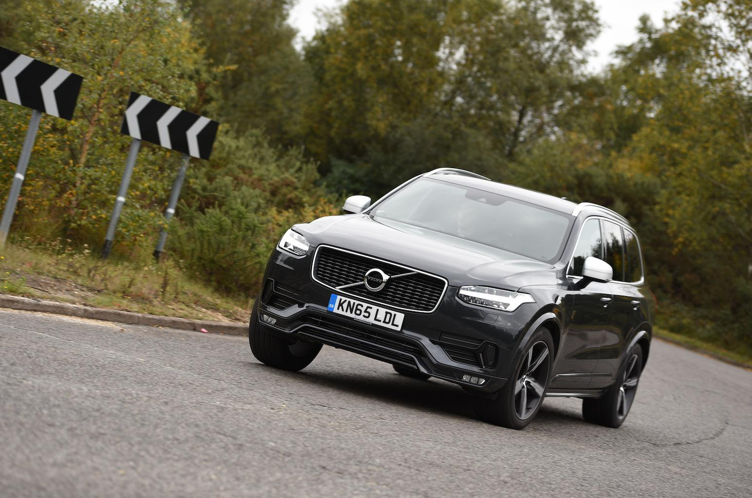 2015 Volvo XC90 D5 AWD R-Design review