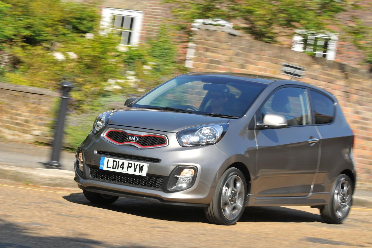 2014 Kia Picanto Quantum review
