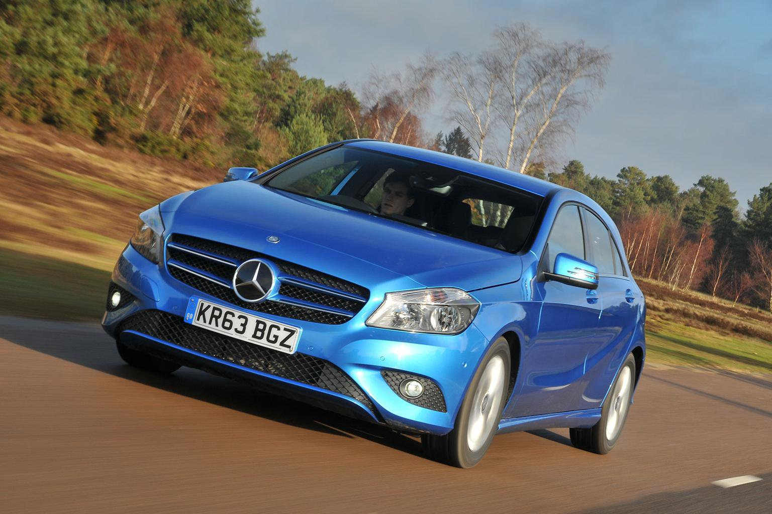 Deal of the Day: Mercedes-Benz A-Class