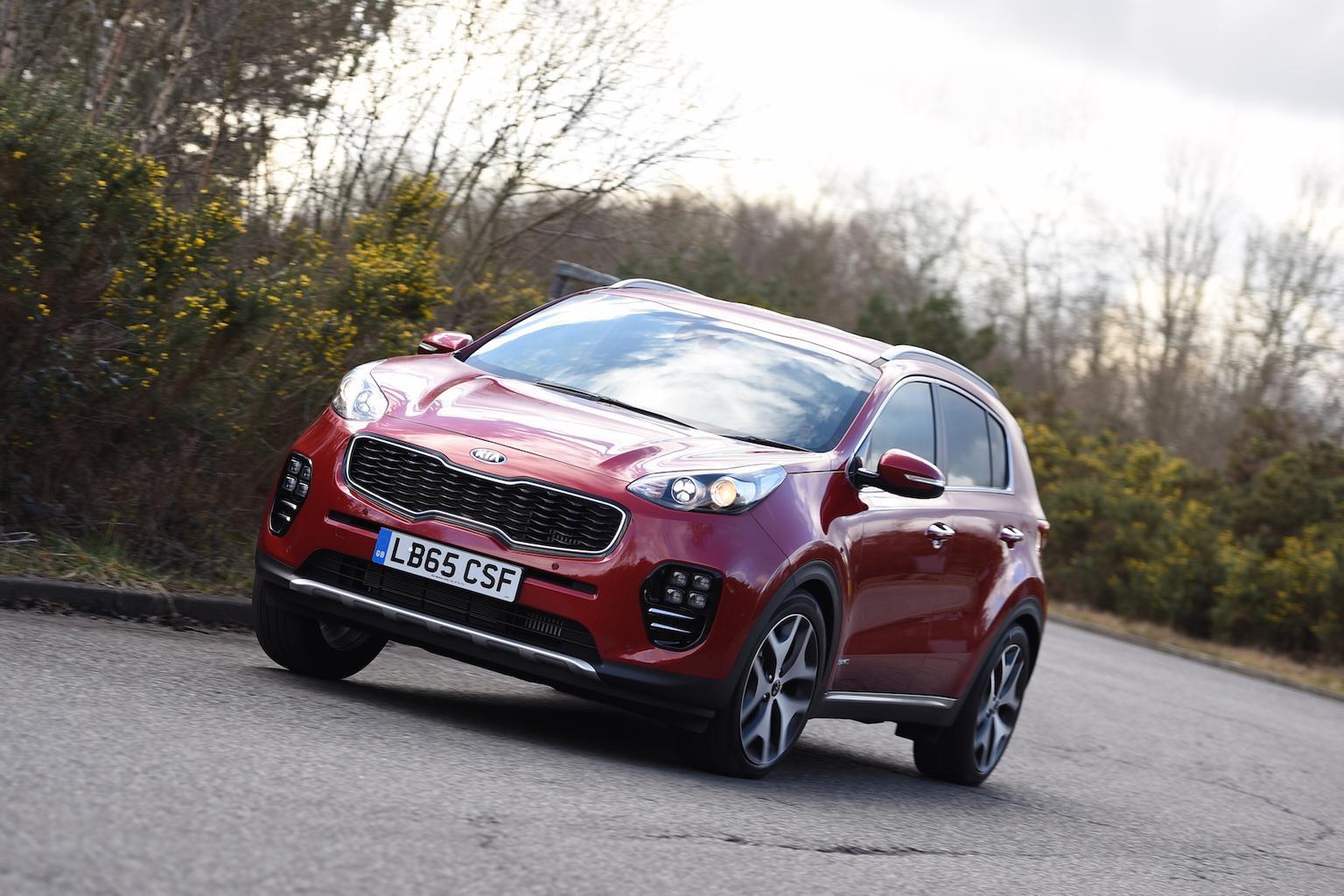 2016 Kia Sportage 1.6 T-GDI review