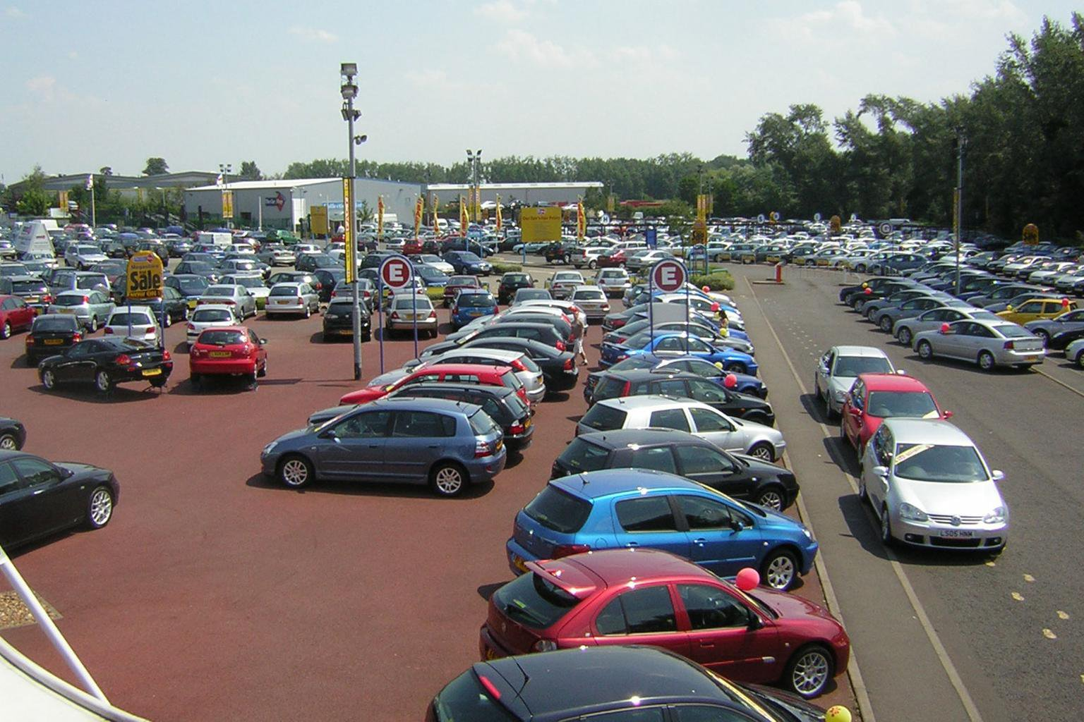 High used prices make this the perfect time to sell your car