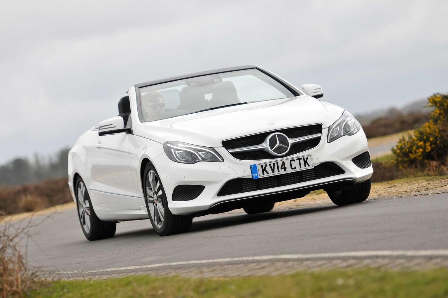 BMW 4 Series Convertible vs Mercedes E-Class Cabriolet