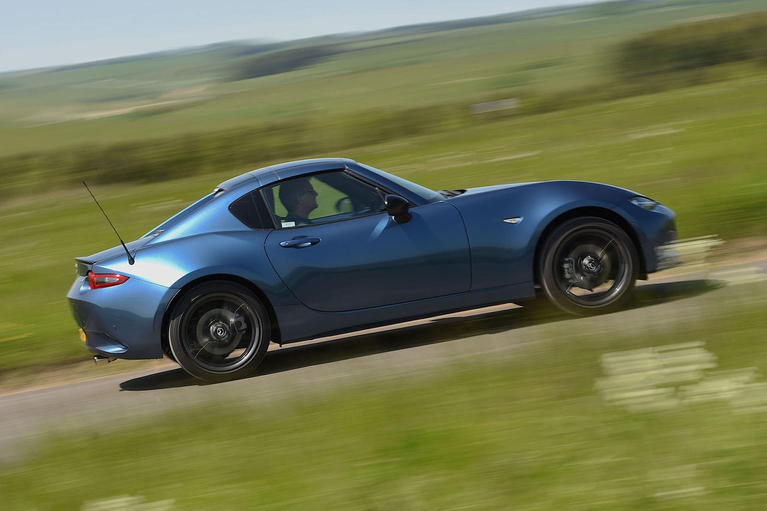 2018 Mazda MX-5 RF Sport Black review - verdict