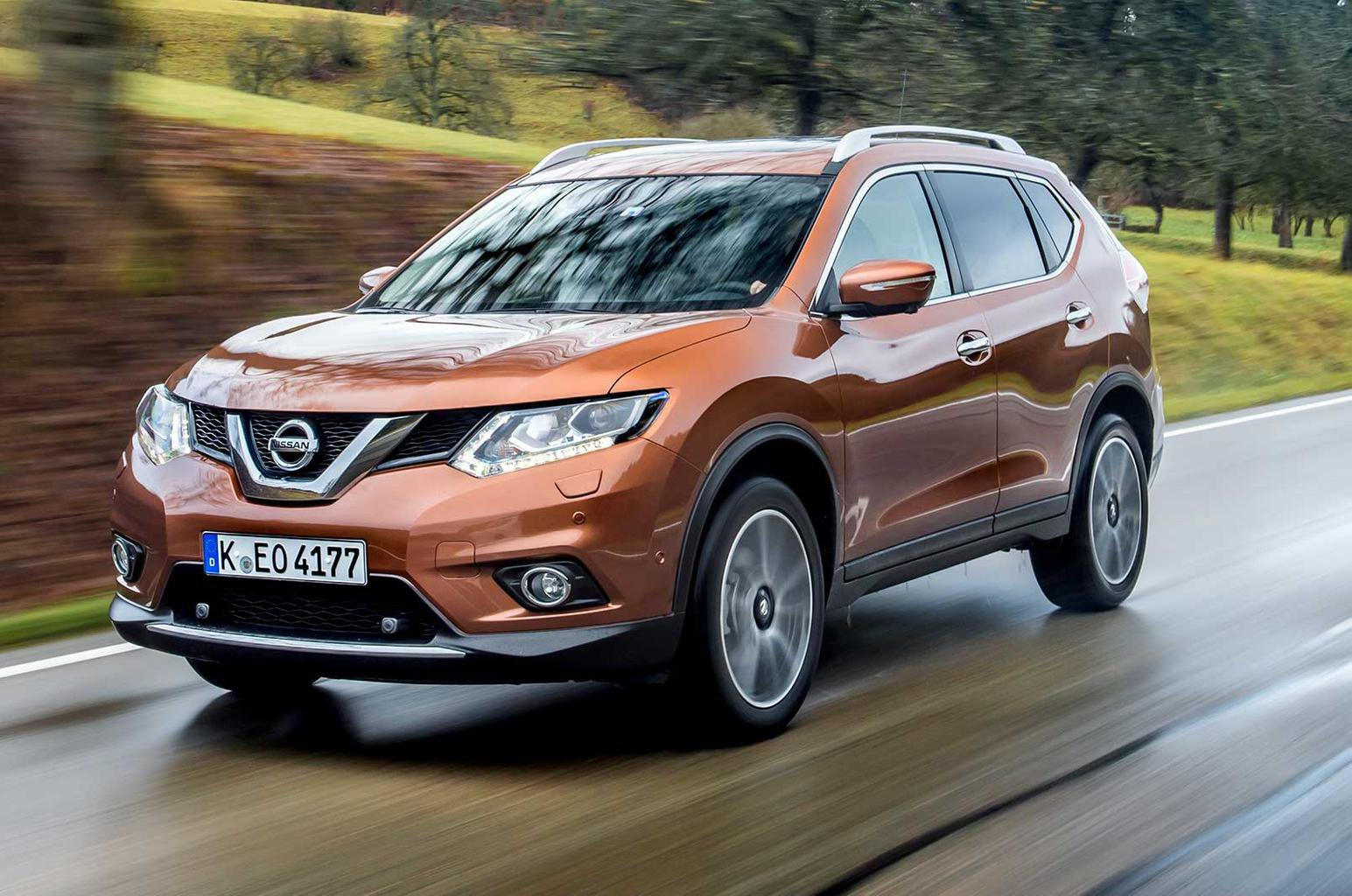 2017 Nissan X-Trail 2.0d 4WD review