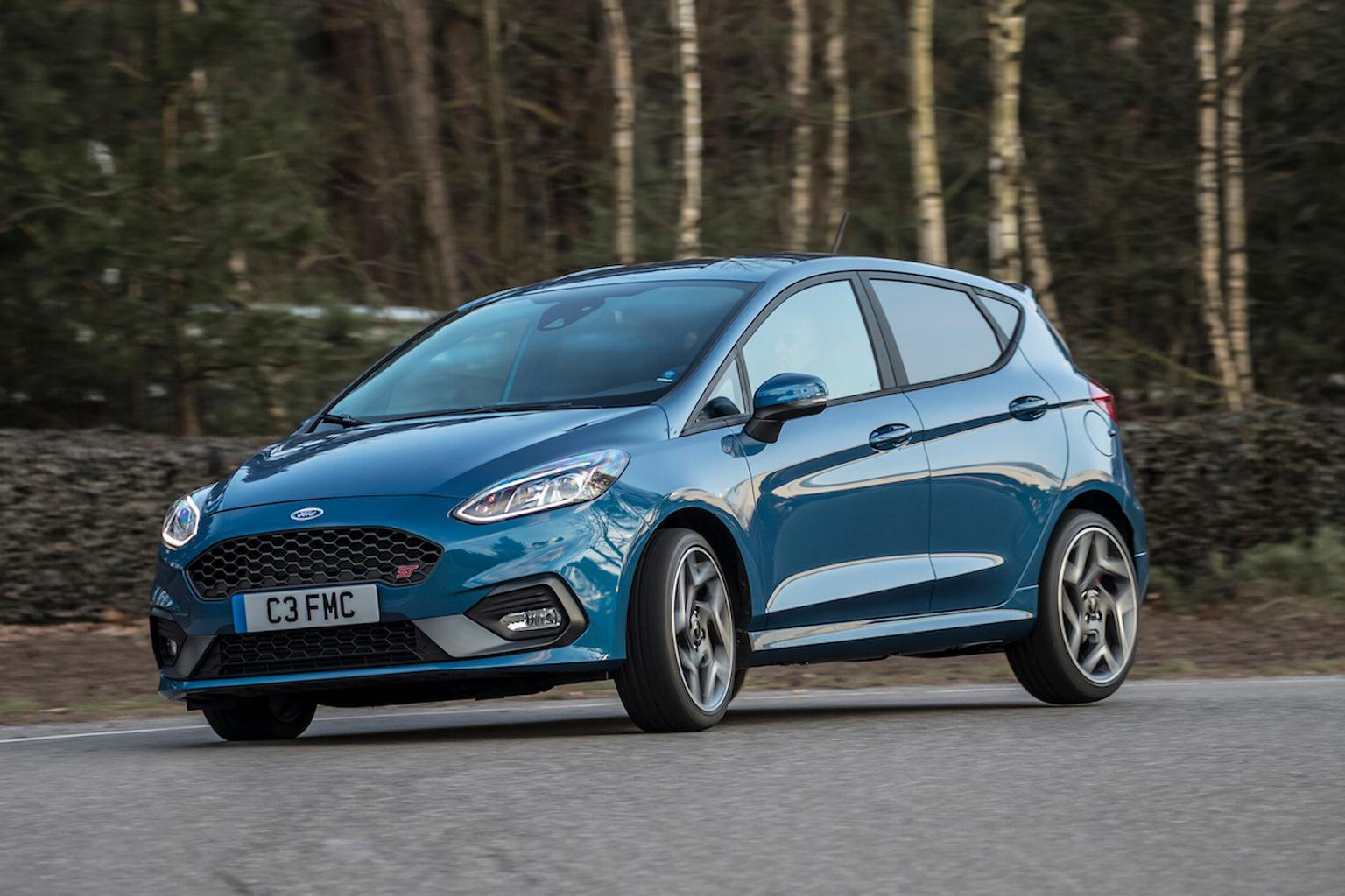 2018 Ford Fiesta ST passenger ride review - verdict
