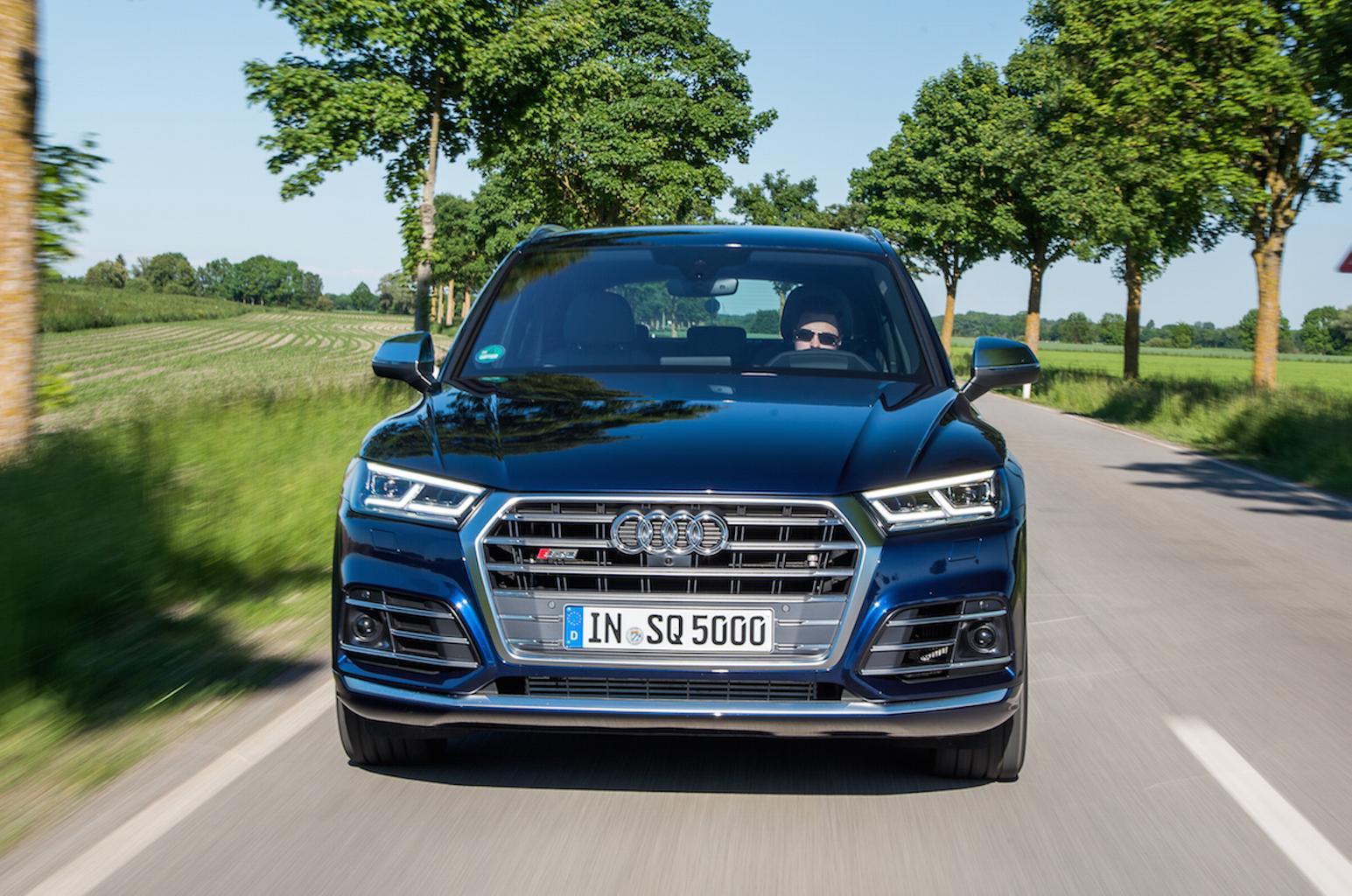Audi SQ5 review verdict and specs