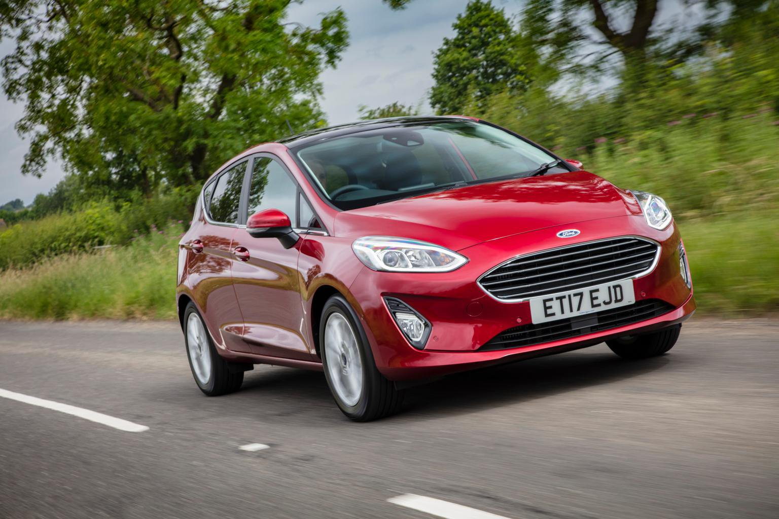 2017 Ford Fiesta 1.0 Ecoboost 100 review - verdict