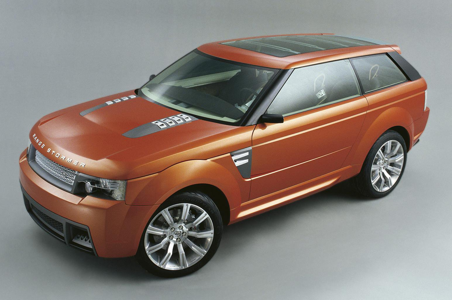 New two-door Range Rover Coupé previewed