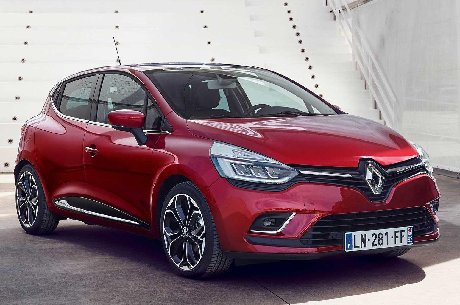 Facelifted Renault Clio Revealed What Car
