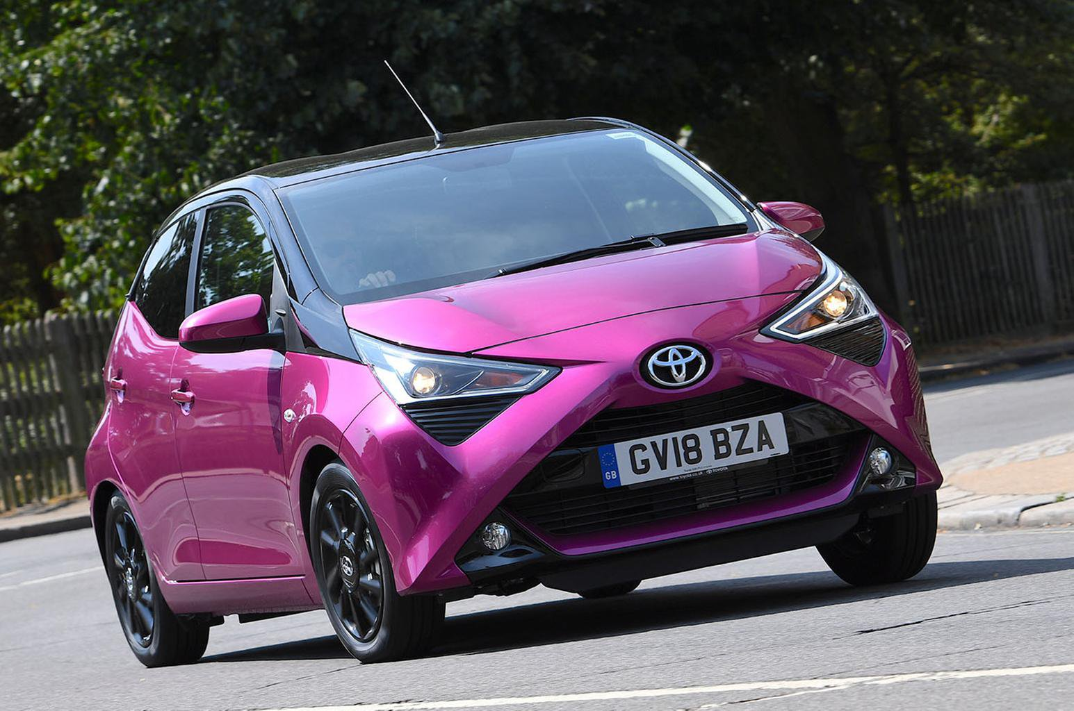 2018 Toyota Aygo review – price, specs and release date
