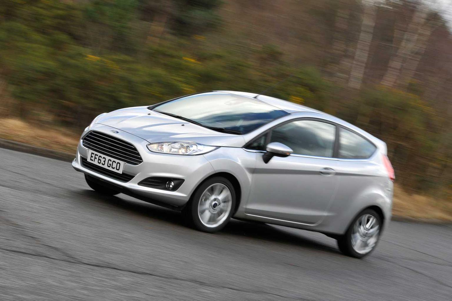2014 Ford Fiesta 1.0T Ecoboost Powershift review