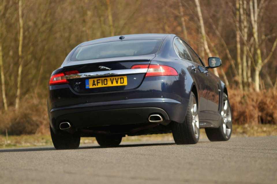 Jaguar XF – Rewind Wednesday