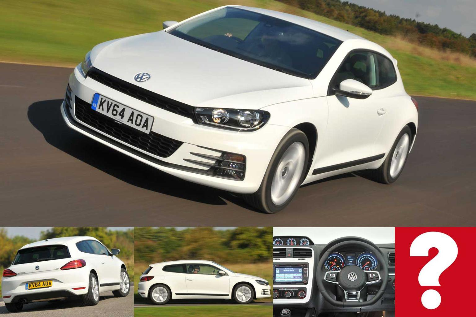 7 reasons to buy a Volkswagen Scirocco