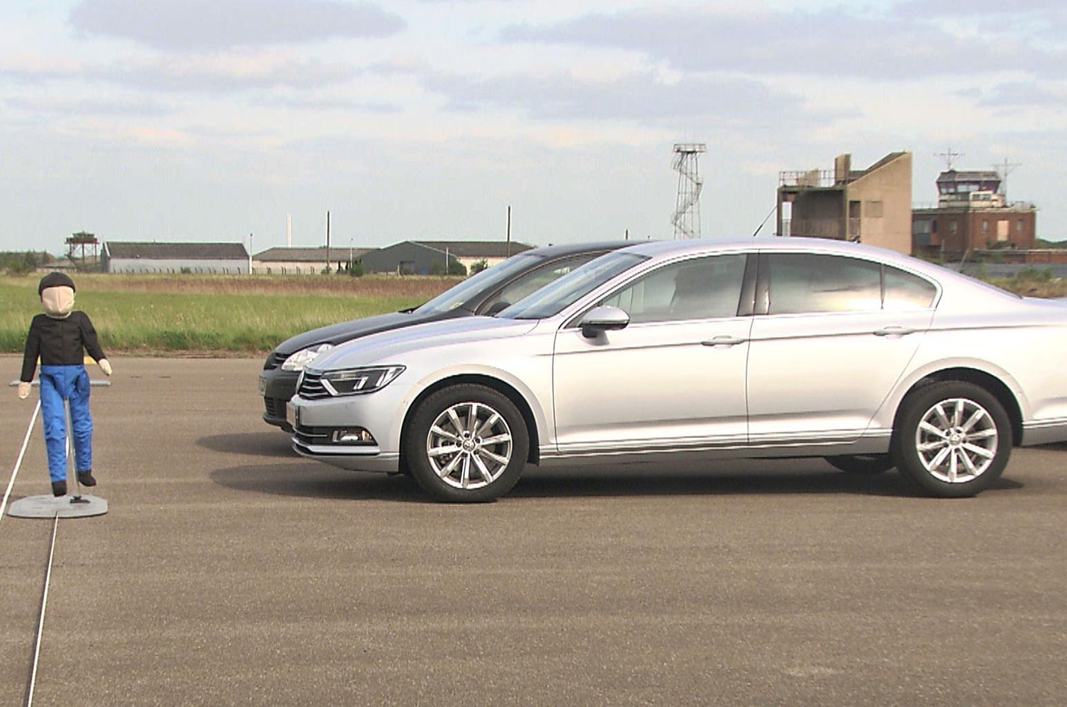 Euro NCAP introduces Autonomous Pedestrian Detection system testing