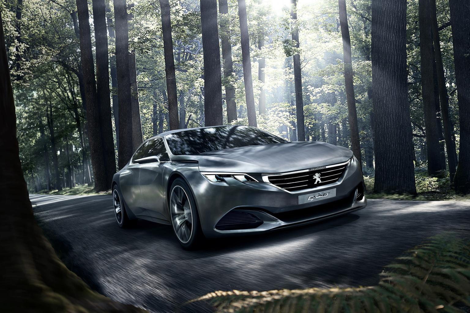 Peugeot Exalt and Infiniti Q80 concepts make debuts at Paris Motor Show