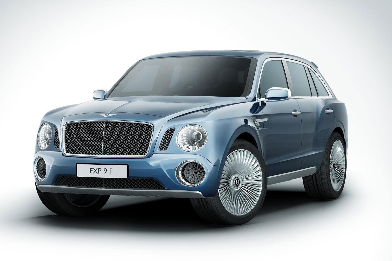 New-look Bentley SUV 'on track' for 2016