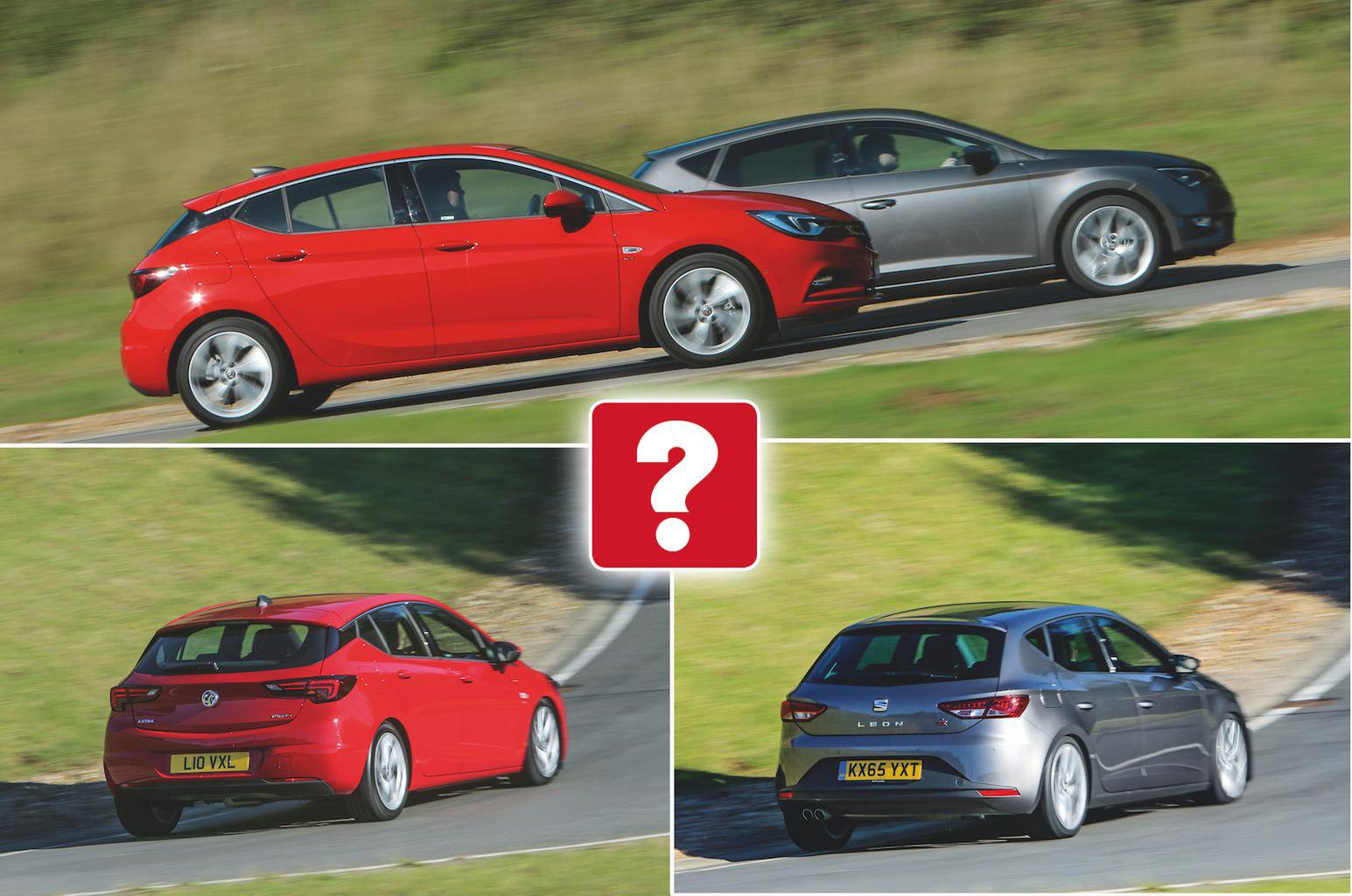 Used Seat Leon vs Vauxhall Astra